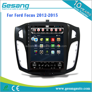 quad core android 6.0 big screen car dvd gps navigation for ford Focus 2012-2015 car radio with bluetooth ipod tv wifi 3G