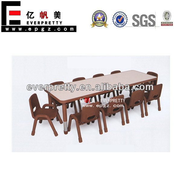 Wholesale daycare supplies, party tables and chairs for sale,multi-utility table