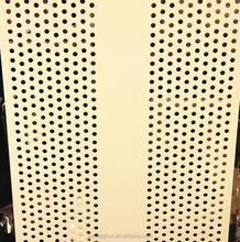 Aluminium hexagonal Perforated Sheet Curtain Wall Mesh Made iIn China