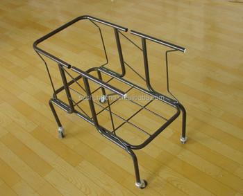 Trolley In Huis : Huis home gebruik keuken afval winkelwagen vuilnisbak trolley