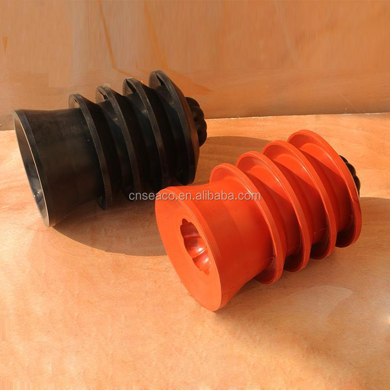 API Non Rotating Wiper Cementing Plugs downhole use