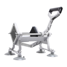 Commerciële Grade Manual Franse Fry Chips Cutter Fruit Groente <span class=keywords><strong>Snijder</strong></span>