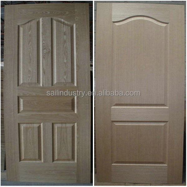 Door prices china latest stainless steel safety door for Plywood door design