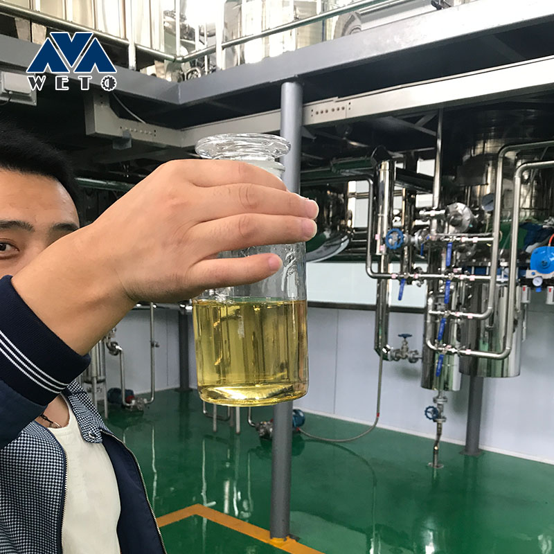 Corn germ oil refining equipment refinery production machinery