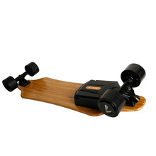 Dual hub motor update braking remote control prefect performance electric skateboard