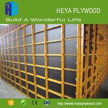 2018 HEYA cement plywood board birch core melamine plywood in laos