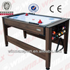 2014 Air hockey / soccer Table ,Mulit Game Biliards/foosball Table for indoor games