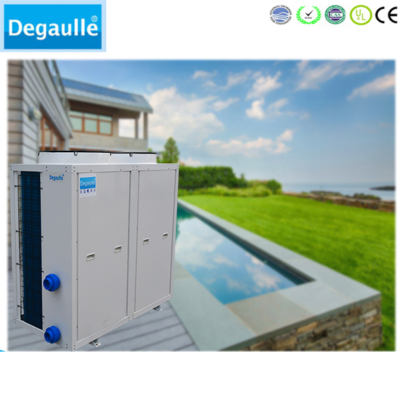 Best Design High Temperature Inverter Air To Water Compressor Swimming Pool Heat Pump For Swimming Pool