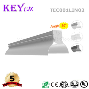 1200mm 1500mm High Power 72W LED Batten Lighting/ LED Linear Lighting Fitting/ Linear LED High Bay Light