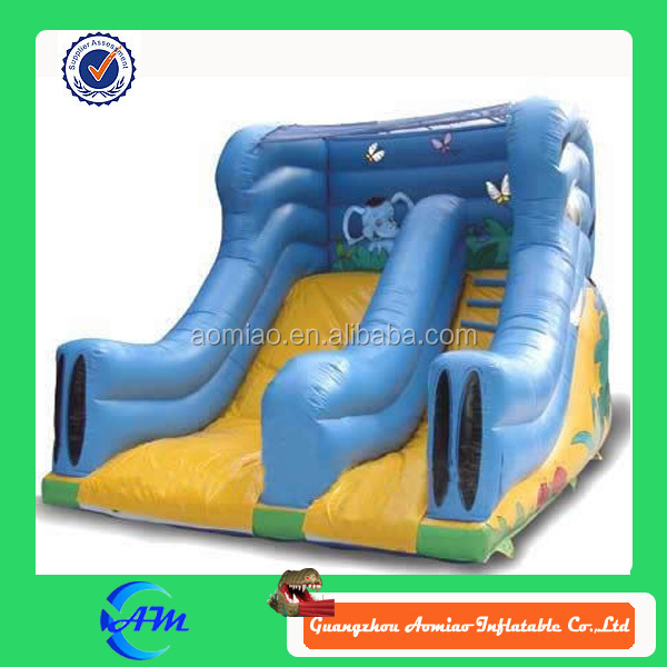 elephant nose inflatable bouncer slide inflatable slip n slide for pool