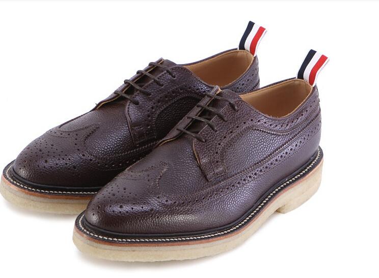 Thom Browne De Chaussures À Lacets lmaDtstM