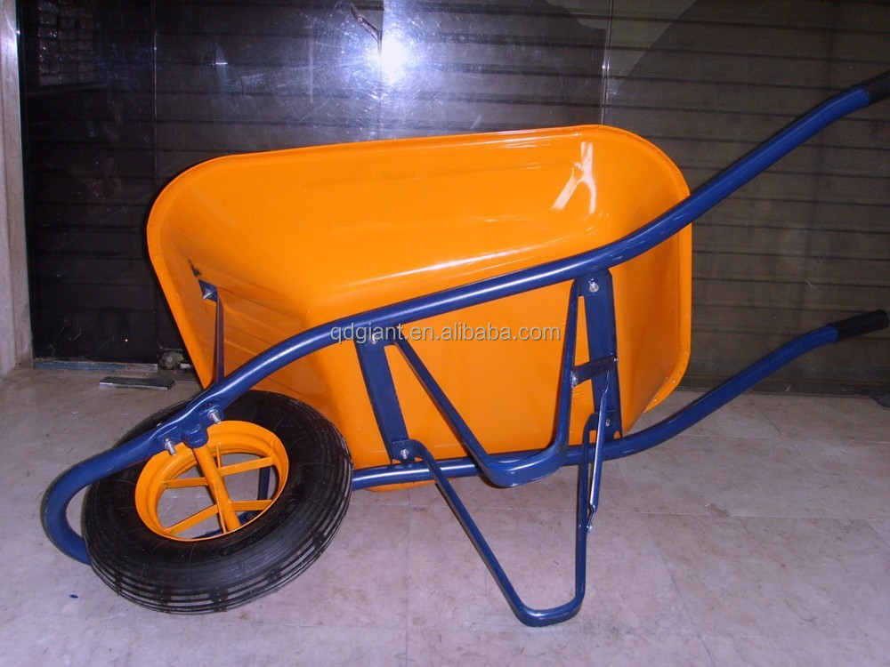 "Tool Cart Ttyre 14"" Solid Rubber Wheel with steel rim"