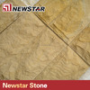 Sandstone color in mushroom finish