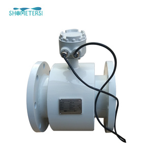 Measuring Instruments low cost electromagnetic flow meter
