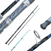 "USR006 5'5"" 2 Section, fishing rod blanks best selling hot chinese product high carbon rod ugly stick fishing gear"