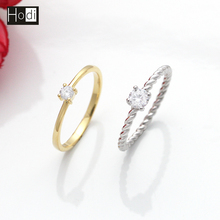 Costume Jewelry Ally Express Cheap Wholesale Latest Daily Wear Gold Single Big Stone Ring Designs For Women
