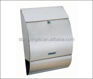 Stainless Steel Vertical Lockable Mailbox