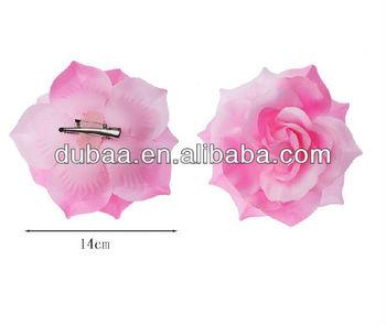 23 artificial shimmery silk hair flower clips with fluffy silk 23quot artificial shimmery silk hair flower clips with fluffy silkflower hair clip hair mightylinksfo