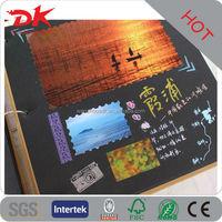 Custom DIY promotional Printed scrapbook paper for kids