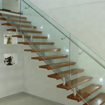 Stainless Steel Stair Design Mono Stringer Wood Staircase   Buy Stainless  Steel Stair Design,Mono Stringer Wood Staircase,Staircase Product On ...