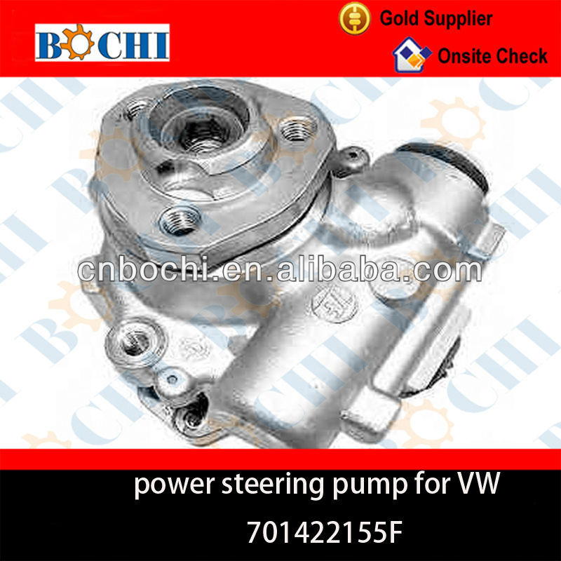 Chinese make auto power steering electric pump for VW 701422155F