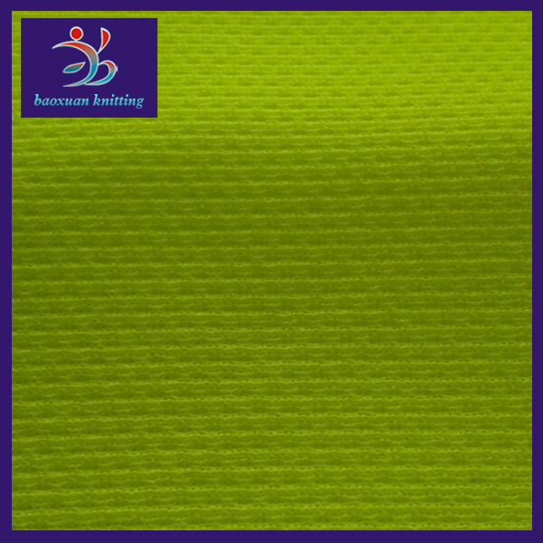 sports apparel fabric/polyester knitting fabric sports