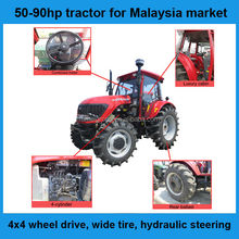 100 hp farm tractor,100hp china tractor,100hp 4x4 tractor