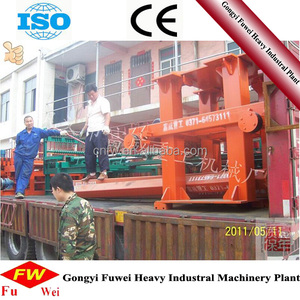 Automatic clay brick industry robot / clay brick setting machine