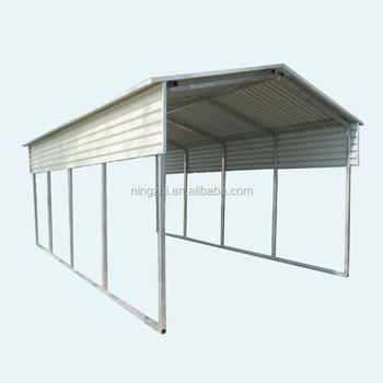 Stalen Frame Luifel Carport/outdoor Metalen Carports - Buy Luifel ...