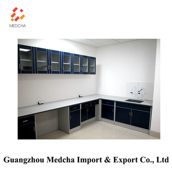 Durable Muebles De Laboratorio Mesa Pared Workbench - Buy Product on ...