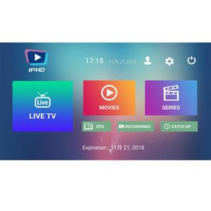 12 Months IPTV Subscription full HD Arabic channels M3U Channels List for Best 4K Android Mag250 Mag254 IPTV Set Top Box