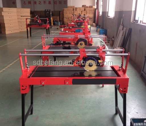 bridge saw Multi-function electric ceramic tile cutting machineStone dust-free saw