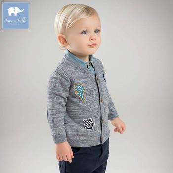 281bc2efba60c DBA6335 dave bella spring infant baby boys fashion cardigan kids toddler  coat children knitted sweater, View kids knitted sweaters, DAVE&BELLA  Product ...