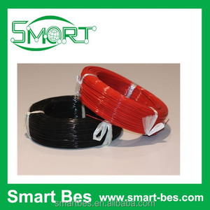 Smart bes~0.75 square teflon wire UL1332#18AWG 200 degrees high temperaturecable 305 meters/roll electric wire cable roll