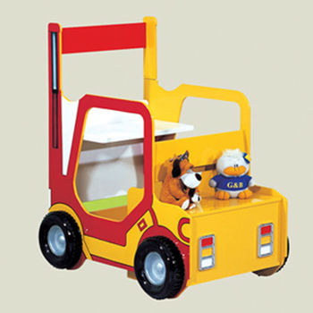 tiny forklift desk race mini car table for kid kids furniture