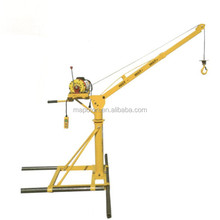 Light Weight and Low Cost Mini Electric Crane Easy Used Lifting Equipment Crane