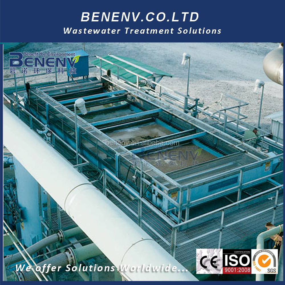High Quality Outlet Water Dissolved Air Flotation for Oil Separator Waste Water Treatment Plant