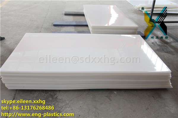 Polythylene HDPE welding 5mm thick sheet/PE Sheet suitable for tank/vessel construction of HDPE sheet