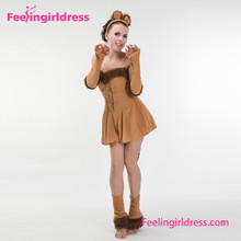 Halloween Lion Adult Lady Wholesale Animal Cosplay Costume