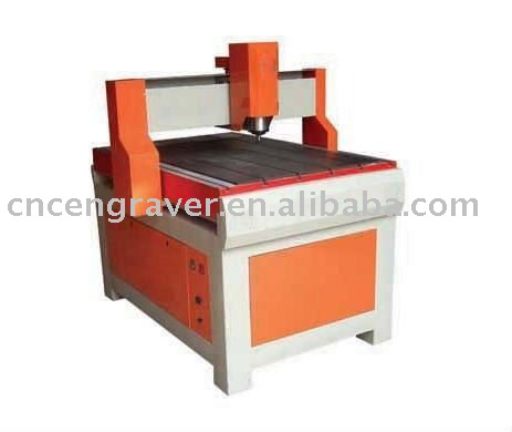 CE FDA approved cnc machine with DSP offline control TSA6090