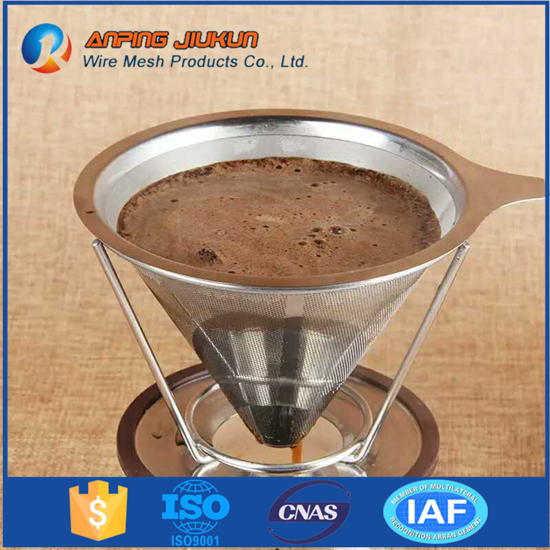 Professional hario v60 filter coffee machine micromesh technology pour over coffee filter with high quality