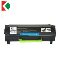 High quality Compatible lexmark MS310 ms310dn MS510dn laser copier toner cartridge