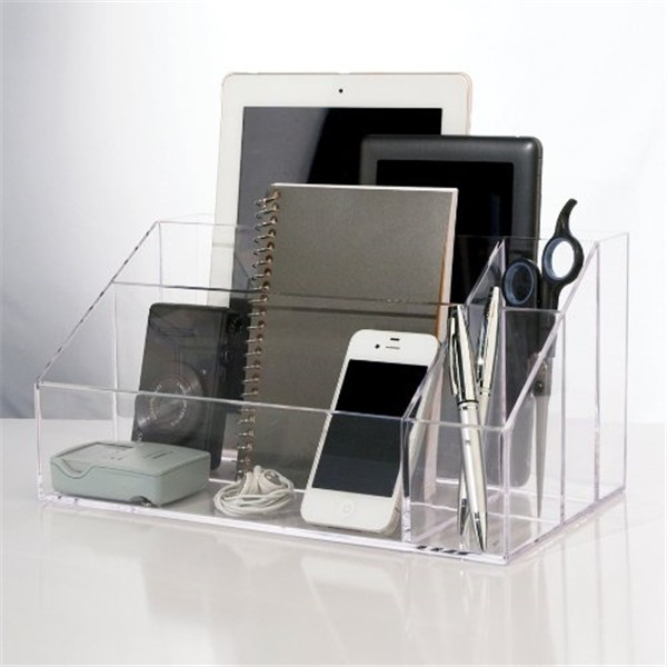 Shopping Premium Quality Office Supply Plastic Craft and Desktop Organizer Office Supplies Display Holder