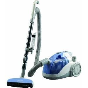 buy panasonic mccl310 blue vacum cleaner lightweight canister by