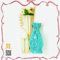 Summer new ceramic ocean smell 30ml turquoise aroma diffuser