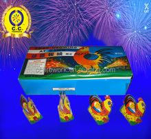low price W702 Cock Crowing At Down wholesale children toy fireworks supplier