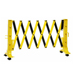 Outdoor Flexible Steel Retractable Safety Fence Folding Traffic Expandable Barrier