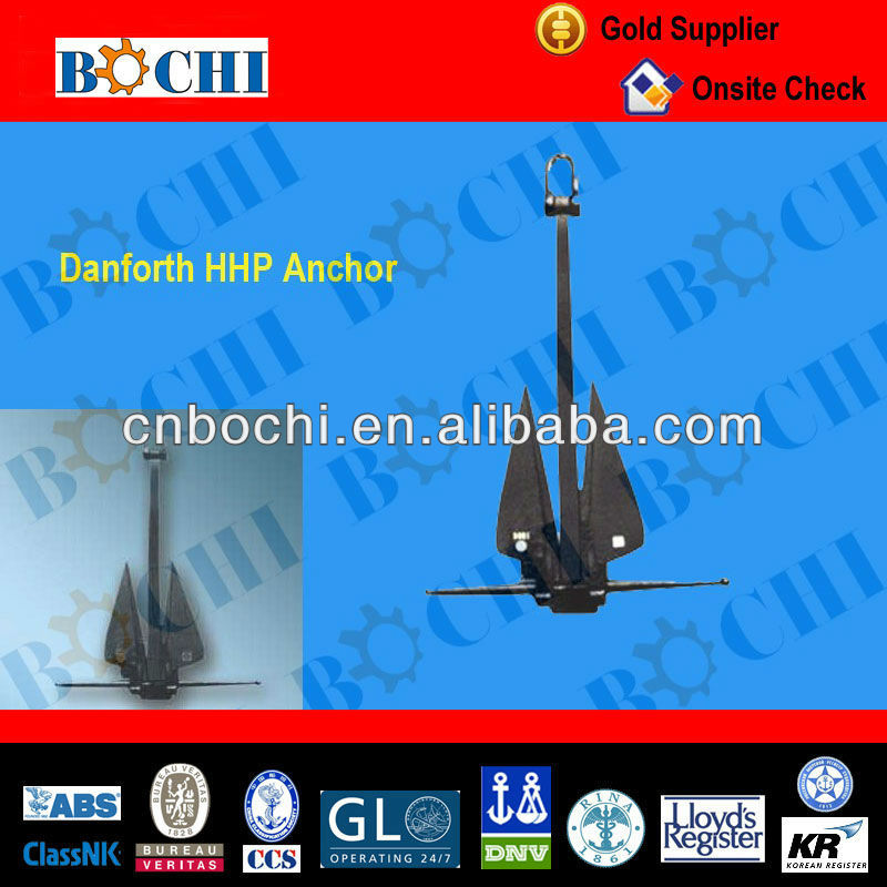 HHP High Holding Power Danforth Anchor
