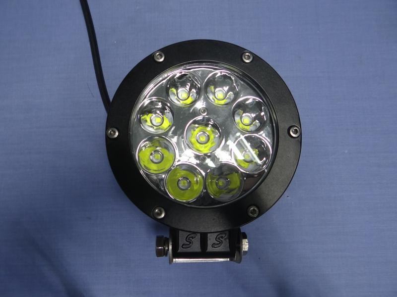 Ip67 Waterproof 45w Led Work Lights Led Light Car For Tractors And ...