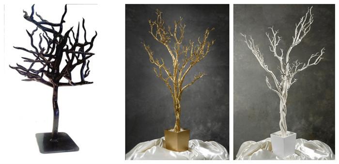 artificielle personnalis blanc d coratif faux arbre troncs branche d 39 arbre arbre sec pour. Black Bedroom Furniture Sets. Home Design Ideas
